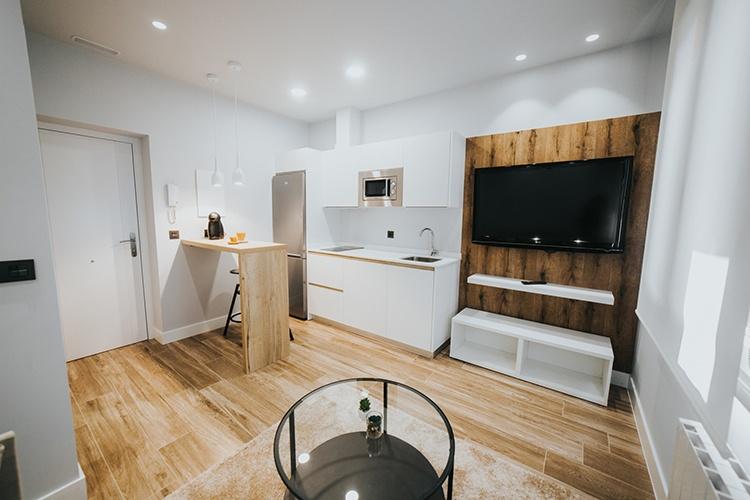 Apartamentos vacacionales en el centro de León