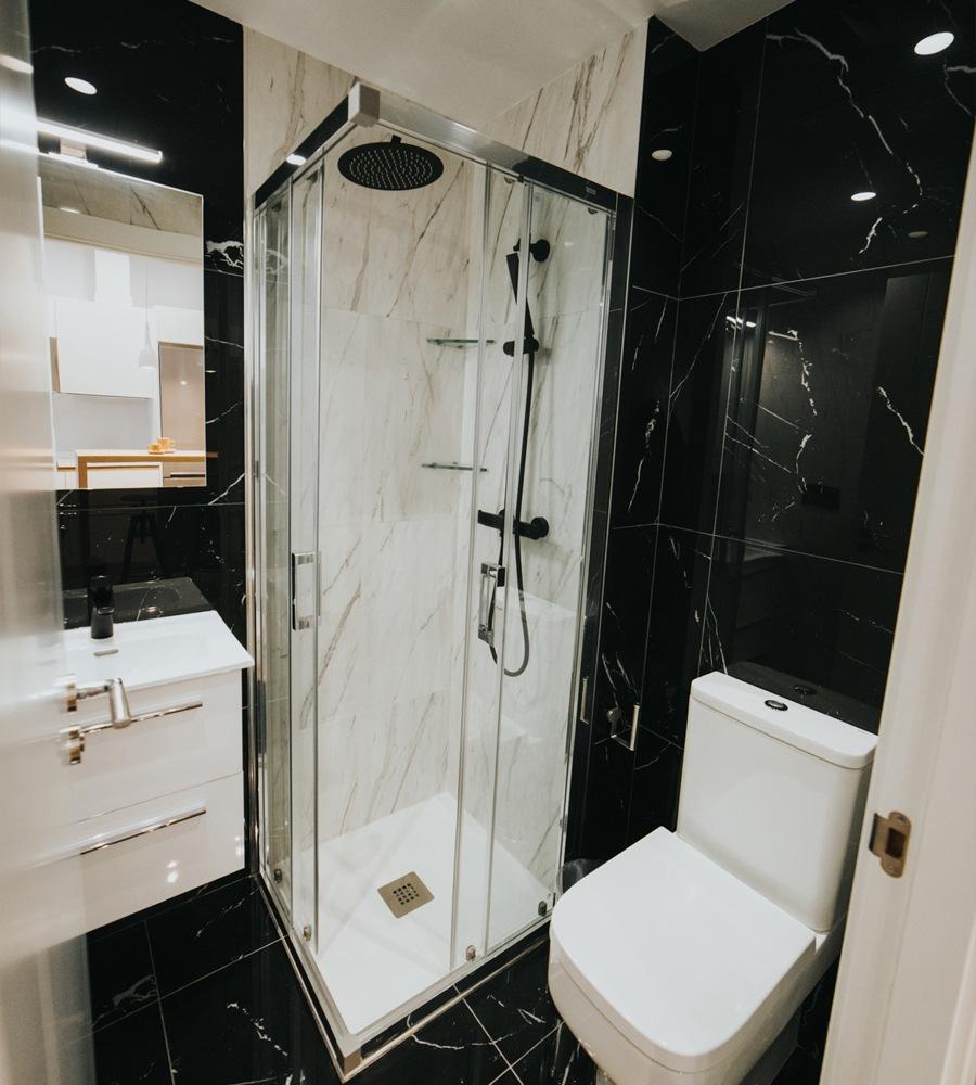 Detalles apartamentos nuevos en León